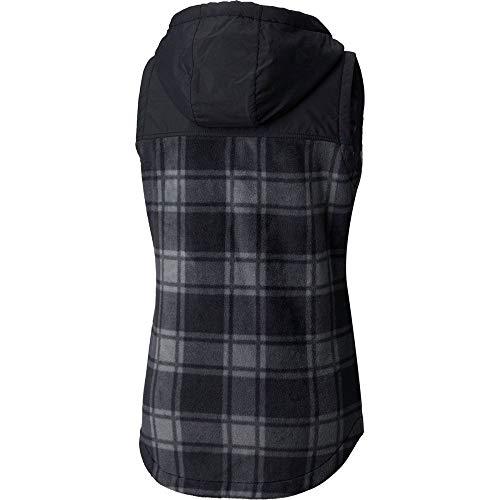 (コロンビア) Columbia レディース トップス ベスト?ジレ Benton Springs Overlay Fleece Vest [並行輸入品]