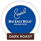 Emeril's Big Easy Bold Single Serve Keurig Certified Recyclable K-Cup pods for Keurig brewers, 24 Count