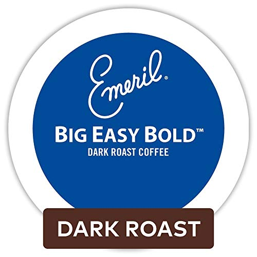 Emeril's Big Easy Bold Coffee K-Cup Portion ()