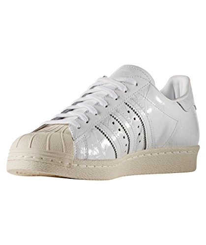 adidas Herren Superstar 80s Turnschuhe White