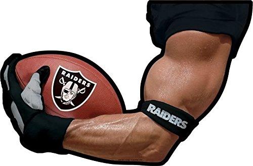 (NFL Oakland Raiders Arm Magnet)