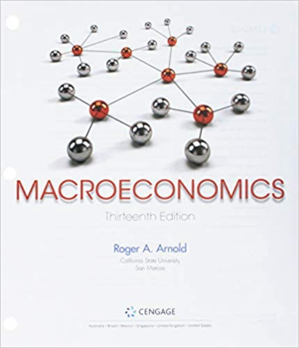 Bundle Macroeconomics Loose Leaf Version 13th MindTap