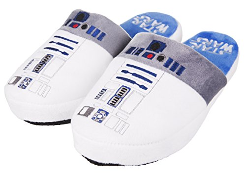 Star Wars R2-D2 Slippers Multicolour, Size UK 5-7