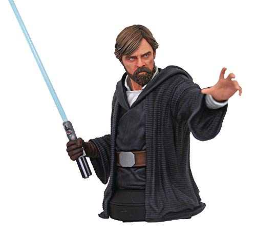 DIAMOND SELECT TOYS Star Wars: The Last Jedi: Luke Skywalker Resin Bust