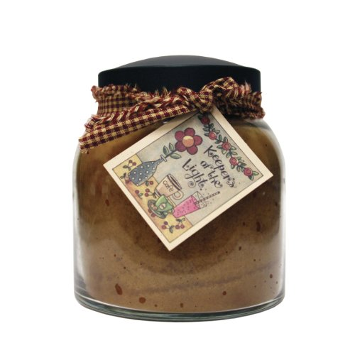 Cheerful Giver Butter Candle 34 Ounce
