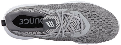 Adidas Performance Women's Alphabounce Em w Running Shoe, Grey Five/Grey Two/White, 10 Medium US