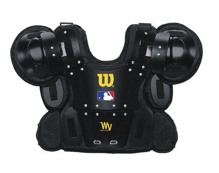 """Wilson """"West Vest Pro Gold Umpire Chest Protector"""