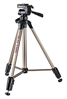 Slik U9000 Tripod with 3-Way Fluid-Effect Head and Built-In Bubble Level (B00006HOKW)   Amazon price tracker / tracking, Amazon price history charts, Amazon price watches, Amazon price drop alerts