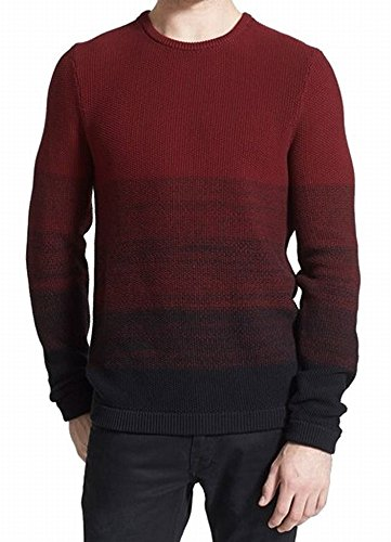 the-rail-nordstrom-black-mens-crewneck-sweater-red-xl