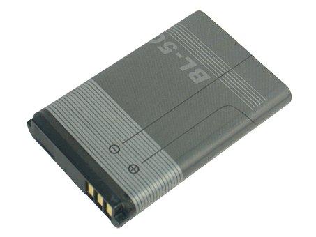 NOKIA OEM BL-5C BATTERY 6820, 6820i, 6822, 7600 (Oem 2 New Nokia Battery)