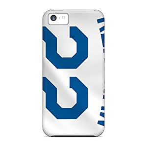 Premium Durable Los Angeles Dodgers Fashion Tpu Iphone 5c Protective Case Cover
