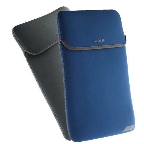 Blue/Grey OEM Capdase ProKeeper Laptop Pouch Case Cover For MacBook Pro 15-inch