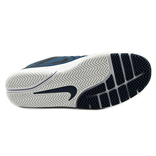 Nike Frauen Free 5.0 Running Sneaker Blaue Kraft / Blaxk-blaue Lagune
