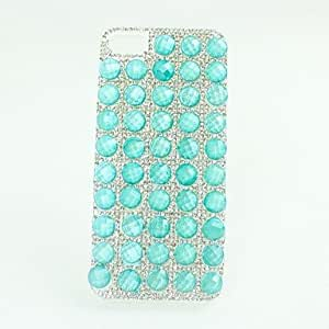 MOM Diamond Pearl Hard Case for iPhone 5/5S(Assorted Colors)
