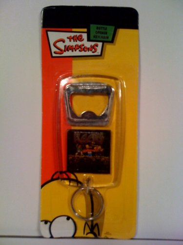 bart simpson bottle opener - 1