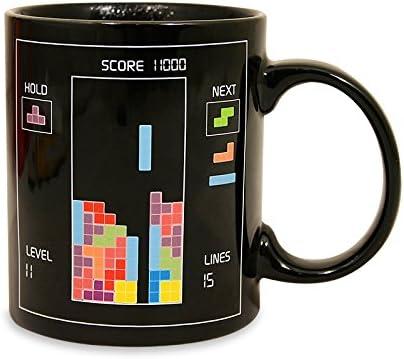 Paladone - Tetris Taza cambio al calor: Amazon.es: Hogar