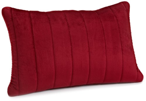 brentwood-quilted-plush-memory-foam-pillow-13-by-18-inch-red