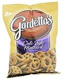 Gardettos Deli Style Mustard Pretzel Mix 14/5.5oz Review