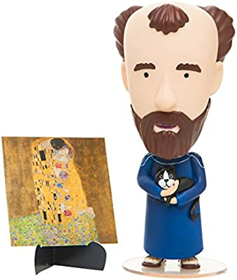 Today Is Art Day - Famous Painters and Artists Action Figure