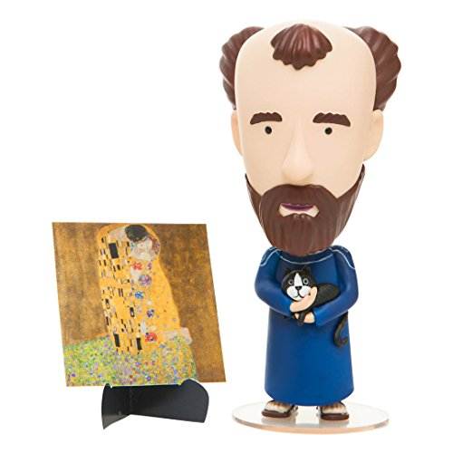 Today Is Art Day - Famous Painters and Artists Action Figure Dolls - Klimt - PVC - 5