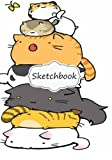 Sketchbook: Cutie Cats: 100+ Pages of 7