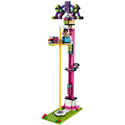 LEGO Friends Amusement Park Roller Coaster 41130 Toy for Girls and Boys by LEGO (Image #3)