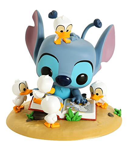 POP Funko Lilo & Stitch 639- Stitch with Ducks Deluxe