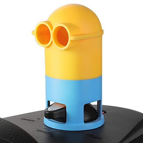 Goldlion Steam Diverter Pressure Release Valve Accessories Compatible with Instant Pot LUX, Ninja Foodi, Crock-Pot Express and Power Pressure Cooker]()