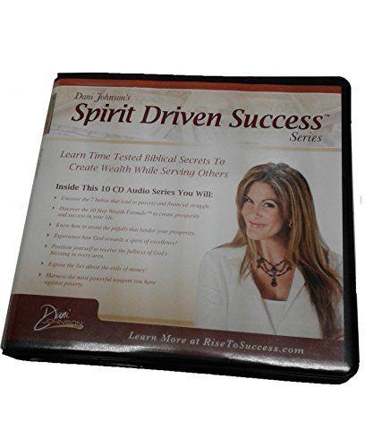 Spirit Driven Success, 10 CD Series Plus Bonus CD