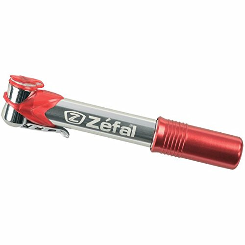 ZEFAL Micro Profile Mini Bicycle Pump (Red)