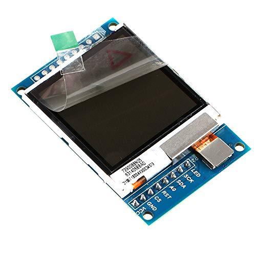MakerHawk Arduino LCD SPI Display Module, Arduino LCD TFT Display, 130 X130  SPI LCD Screen, 3 3V 5V SSD1283A Driver for Arduino D1 Mini