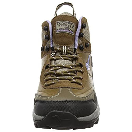 3cefc5dada5 hot sale Gola Osborn Brown Womens Hiking Walking Boots ...