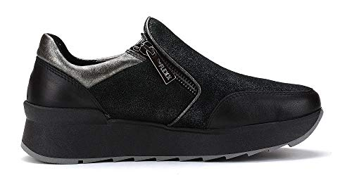 Femme 38 The Sneaker Sparrou Jack Eu Noir Flexx wxA6xBY