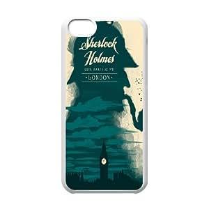 iPhone 5C Phone Sherlock P78K789409