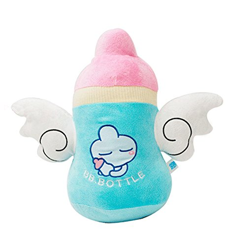 Creative Baby Angel Milk Bottle Cushion Doll Stuffed Animal Plush Toys Pillow Children's Gifts (Jigglypuff Costume Diy)