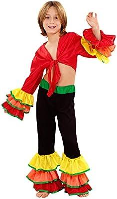 Disfraz de Rumbero Salsa Niño (3-4 años): Amazon.es: Juguetes y juegos