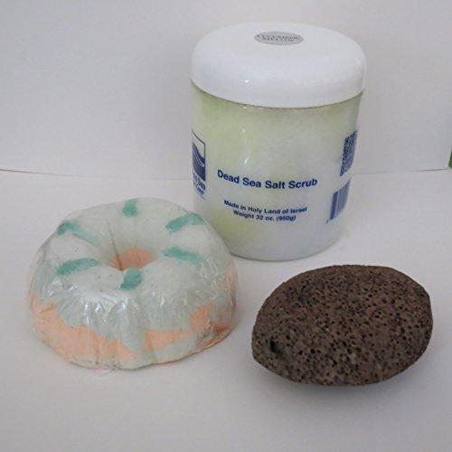 Dead Sea Products Bath Bombs: Cucumber/Melon Bath Bomb 32...