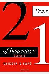 21 Days Of Inspection (New Light) Paperback