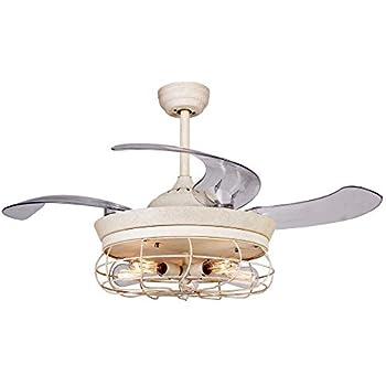 Ceiling Fan With Light 46 Inch Industrial Ceiling Fan
