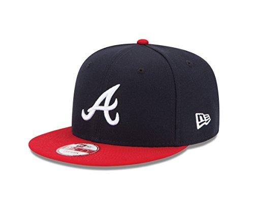 MLB Atlanta Braves Baycik Snap 9Fifty Cap-SM