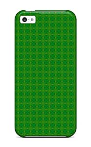 CeciliaRipmanMadge Bul-433VPWPWErh Protective Case For Iphone 5c(funky Green Abstract Design )