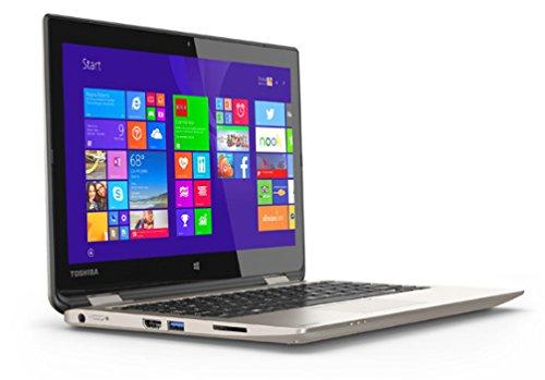 """Toshiba - Satellite Radius 11.6"""" Touch-screen Laptop - Intel"""