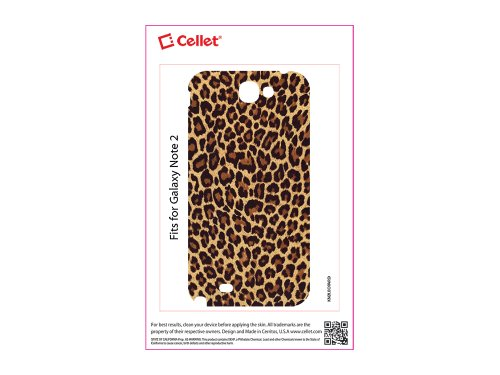 Cellet Leopard Design Skin Galaxy