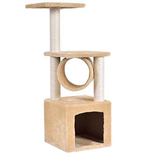 chic cat furniture condo cool chic tangkula 36