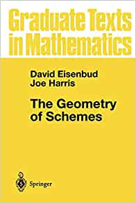 Amazon com: The Geometry of Schemes (Graduate Texts in Mathematics