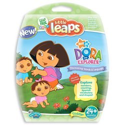 Little Leaps SW: Dora Toddler Talk by LeapFrog (Image #1)