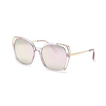 Goodvk Gafas Simples Gafas de Sol con Lentes de Alta ...