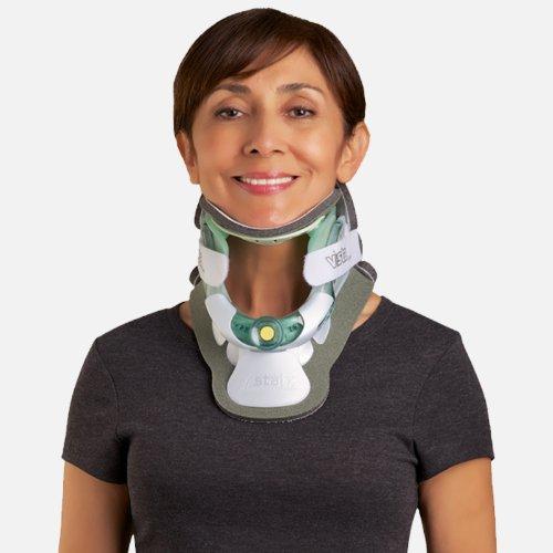 Aspen Vista TX (Thoracic Extension) Cervical Collar Neck Brace (One Adjustable Size)