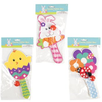 DDI 2287666 Easter Paddle Ball Case of 36 ()