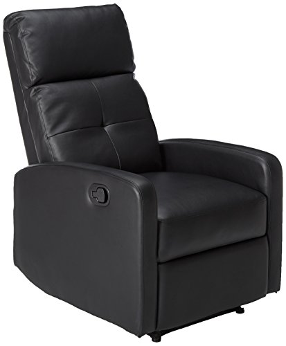 Deal Furniture: Great Deal Furniture Teyana White Leather Recliner Club